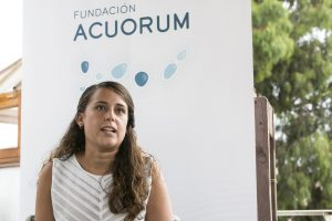 04.08.16. Las Palmas de Gran Canaria. Becas Fundación Acuorum.
