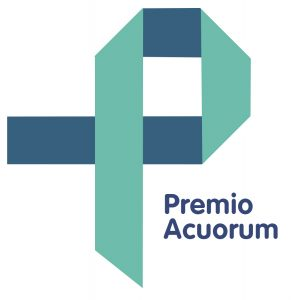 Logotipo Premio Acuorum